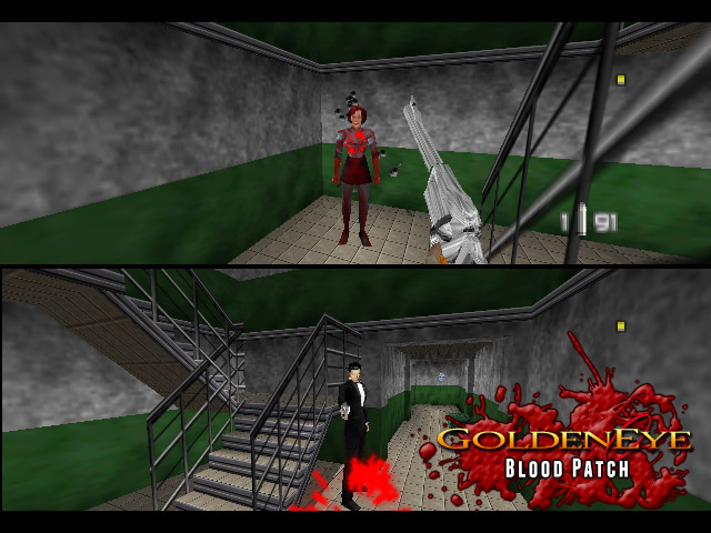 Blood Patch - N64 Vault